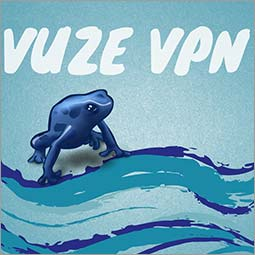 VuzeVPN 1.0.6.1 Crack